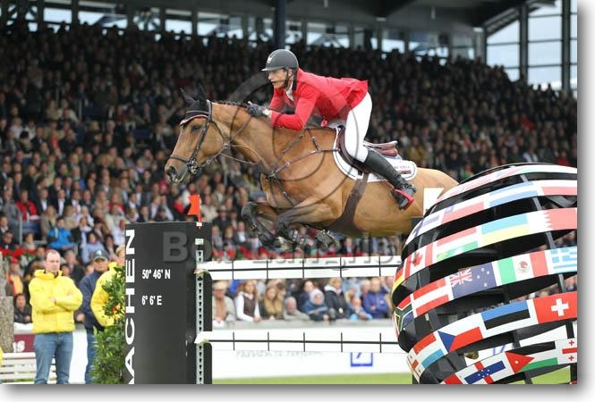 Nicola Philippaerts Jumping